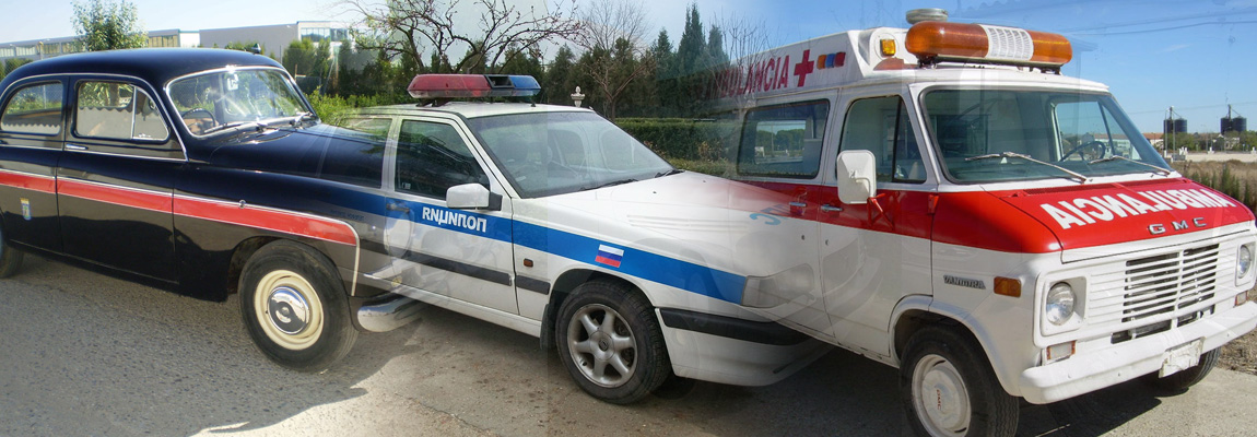 Vehículos especiales y de servicios